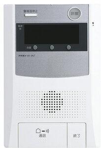 アイホン ドアホンセキュリティドアホン4-1・1最大接続台数:玄関1 室内1AC電源直結式セキュリティ親機QH-3KAT