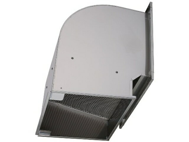 三菱電機 有圧換気扇用システム部材有圧換気扇用ウェザーカバー一般用 ステンレス製 防鳥網標準装備QW-40SDC