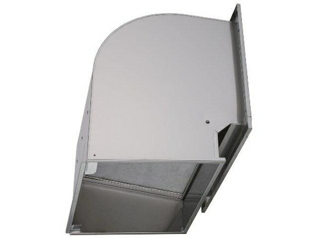 ●三菱電機 有圧換気扇用システム部材有圧換気扇用ウェザーカバー標準タイプ 防虫網付QW-60SCFM