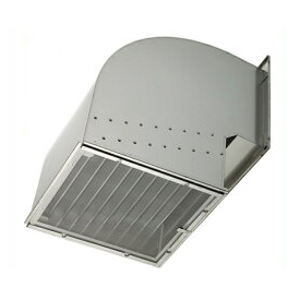 三菱電機 有圧換気扇用システム部材有圧換気扇用ウェザーカバー 防虫網標準装備QWH-25SAM