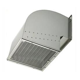●三菱電機 有圧換気扇用システム部材有圧換気扇用ウェザーカバー 防鳥網標準装備QWH-40SA