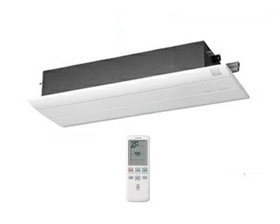 RAMP-25SCS (おもに8畳用) ※室内機のみ日立 1方向天井カセットタイプ MPSCシリーズ マルチ用室内機 ハウジングエアコン 住宅設備用