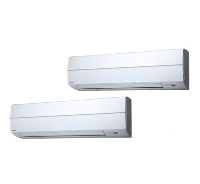 【東芝ならメーカー3年保証】東芝 業務用エアコン 壁掛形ウルトラパワーエコ 同時ツイン 140形RKXB14012X(5馬力 三相200V ワイヤレス)