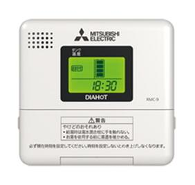 三菱電機 電気温水器 部材給湯専用リモコンRMC-9