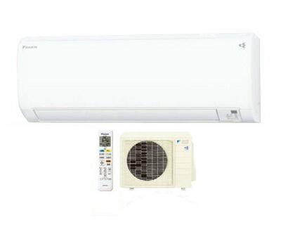 ダイキン 住宅設備用エアコンスゴ暖 KXシリーズ(2019)S25WTKXP(おもに8畳用・単相200V・室内電源)