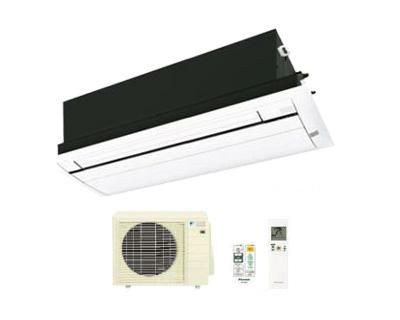 S36RCV (おもに12畳用)ダイキン 天井埋込カセット形1方向 シングルフロータイプ Cシリーズ フラットパネル仕様 ハウジングエアコン 住宅設備用