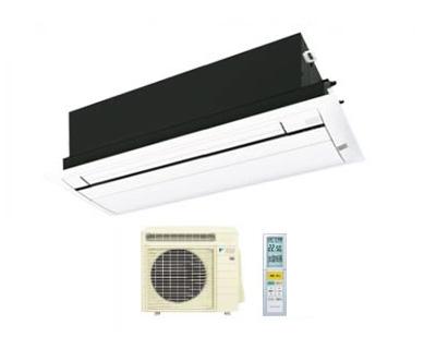 S56RCRV (おもに18畳用)ダイキン 天井埋込カセット形1方向 シングルフロータイプ うるるとさらら CRシリーズ 標準パネル仕様 ハウジングエアコン 住宅設備用