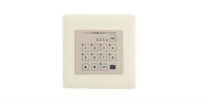 三菱電機 施設照明部材照明制御 調光システムシーン再生コントローラSC0304