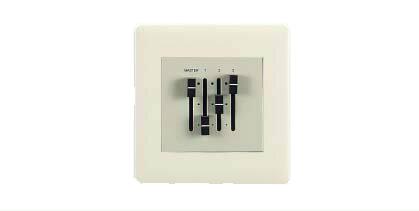 三菱電機 施設照明部材照明制御 調光システム3チャンネル手動操作器SC0403