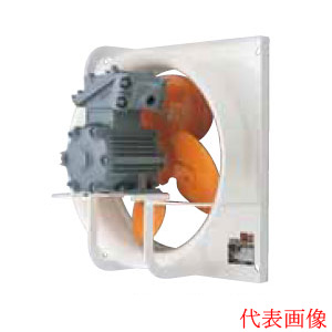 スイデン 防爆型有圧換気扇耐圧防爆型 三相200VSCF-90-D1