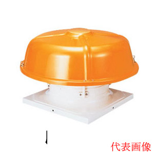 スイデン 屋上換気扇風圧シャッター型 三相200VSRF-R90FE