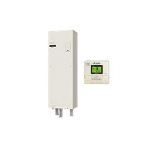 【専用リモコン付】三菱電機 電気温水器 200L給湯専用 マイコン型 角形 漏水検知ワンルームマンション向けSRG-201E-L