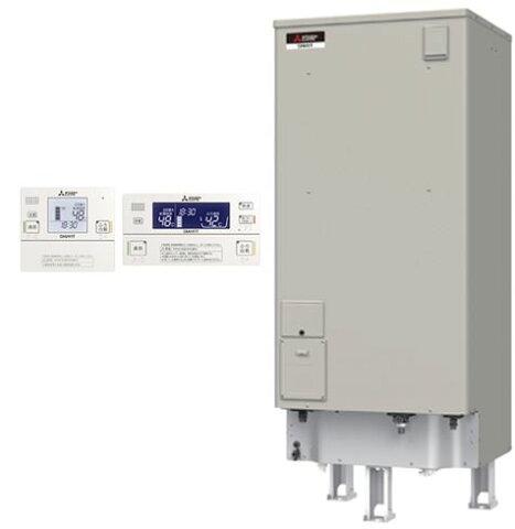 【インターホンリモコン付】三菱電機 電気温水器 460L自動風呂給湯タイプ 高圧力型 エコオートSRT-J46CDM5 + RMC-JD5SE