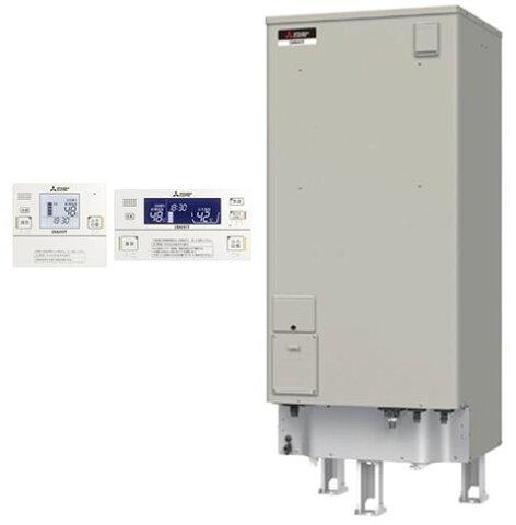 【インターホンリモコン付】三菱電機 電気温水器 460L自動風呂給湯タイプ 高圧力型 フルオートSRT-J46WDM5 + RMC-JD5SE