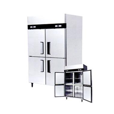 ●シェルパ 業務用 タテ型4室 冷蔵庫 SSRIシリーズ内容量:冷蔵978L 省エネインバータ搭載SSRI-1280