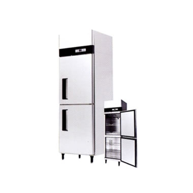 ●シェルパ 業務用 業務用 タテ型2室 冷蔵庫 冷蔵庫 SSRIシリーズ内容量:冷蔵361L 省エネインバータ搭載SSRI-665, インテリア Y-works:57b75e47 --- ryusyokai.sk