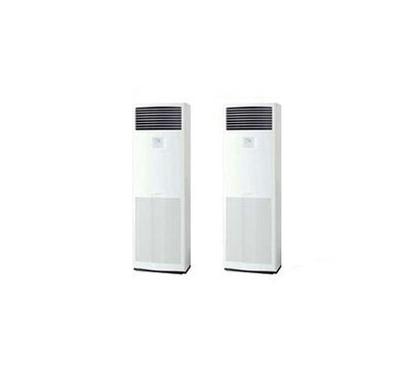 ダイキン 業務用エアコン FIVESTAR ZEAS床置形 同時ツイン140形SSRV140BCD(5馬力 三相200V )■分岐管(別梱包)含む