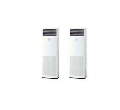 ダイキン 業務用エアコン EcoZEAS床置形 同時ツイン140形SZRV140BCD(5馬力 三相200V )■分岐管(別梱包)含む