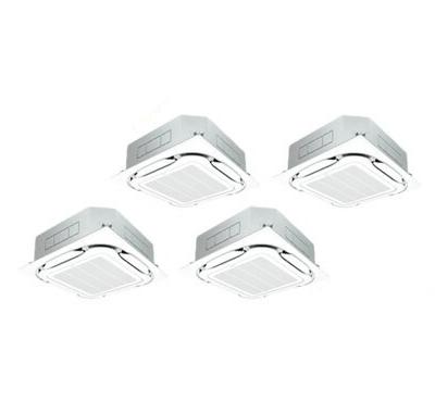 ダイキン 業務用エアコン EcoZEAS天井埋込カセット形S-ラウンドフロー<標準>タイプ 同時ダブルツイン280形SZZC280CJW(10馬力 三相200V ワイヤード)■分岐管(別梱包)含む