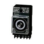 パナソニック Panasonic 電設資材タイムスイッチ JIS協約型・2P クォーツモータ式 24時間式TB15601K