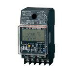 パナソニック Panasonic 電設資材ソーラータイムスイッチ 週間式JIS協約型・2P 電子式 1回路型TB252201K