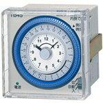 パナソニック Panasonic 電設資材タイムスイッチ 24時間式(パネル取付型)クォーツモータ式 AC100-240V用TB4501