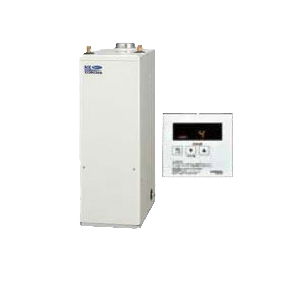 コロナ 石油給湯機器NX-Hシリーズ(高圧力型貯湯式)給湯専用タイプ UIBシリーズ 据置型 45.6kW屋内設置型 強制排気 シンプルリモコン付属UIB-NX46HR(FD)