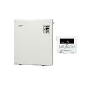 コロナ 石油給湯機器SAシリーズ(水道直圧式)給湯専用タイプ UIBシリーズ 据置型 38.4kW屋外設置型 前面排気 シンプルリモコン付属UIB-SA38MX(M)