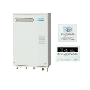 コロナ 石油給湯機器エコフィール EGシリーズ(水道直圧式) ガス化給湯+追いだきタイプ UKBシリーズ 壁掛型 46.5kW屋外設置型 前面排気 ボイスリモコン付属UKB-EG470RX-S(MW)
