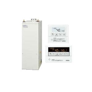 コロナ 石油給湯機器NXシリーズ(貯湯式)オートタイプ UKBシリーズ(給湯+追いだき) 据置型 45.6kW屋内設置型 強制排気 ボイスリモコン付属UKB-NX460AR(FD)
