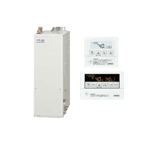 コロナ 石油給湯機器SAシリーズ(水道直圧式)給湯+追いだきタイプ UKBシリーズ 据置型 38.4kW屋内設置型 強制給排気 ボイスリモコン付属UKB-SA380MX(FF)