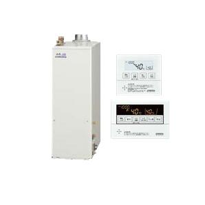 コロナ 石油給湯機器SAシリーズ(水道直圧式)オートタイプ UKBシリーズ(給湯+追いだき) 据置型 46.5kW屋内設置型 強制排気 ボイスリモコン付属UKB-SA470AMX(F)