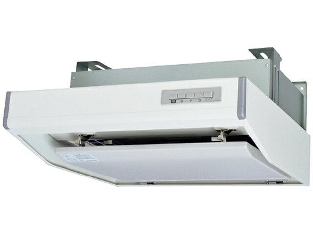 三菱電機 レンジフードファンフラットフード形 給気シャッター連動一体プラグ付BL規格排気型III型 ホワイト色 右排気 600mm幅V-603SHL2-BLR
