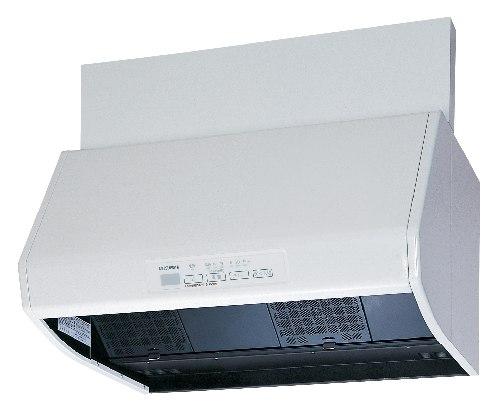 ●V-754KD7レンジフードファン ブース形(深形)標準タイプ 75cm幅フラットスイッチタイプ・24時間換気機能三菱電機 換気扇 台所・キッチン用