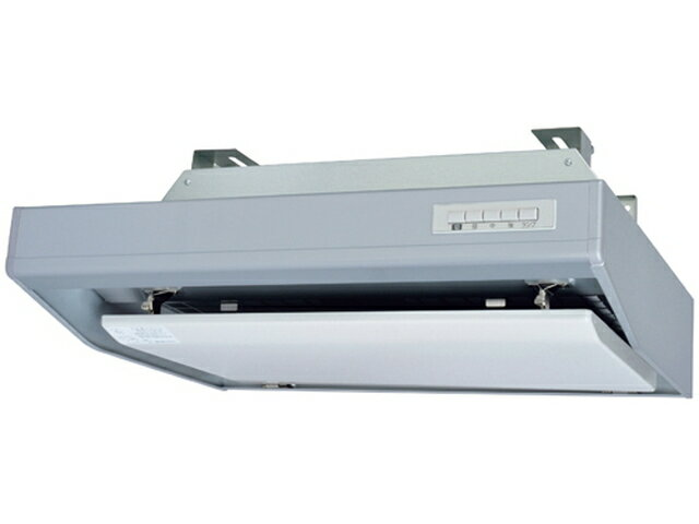 ●V-754SHL2-R-Sレンジフードファン フットフード形 給気シャッター連動一体プラグ付シルバー色 右排気 750mm幅三菱電機 換気扇 台所・キッチン用