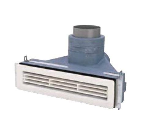 パナソニック Panasonic ベンテック 気調システム関連部材ライン形グリル(給気専用 壁・天井用)VB-GL100PS2