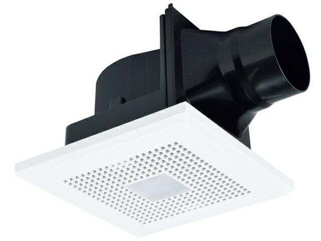 三菱電機 ダクト用換気扇天井埋込形 サニタリー用 DCブラシレスモーター搭載人感センサー・24時間換気機能付 定風量タイプトイレ・洗面所VD-10ZAVC3