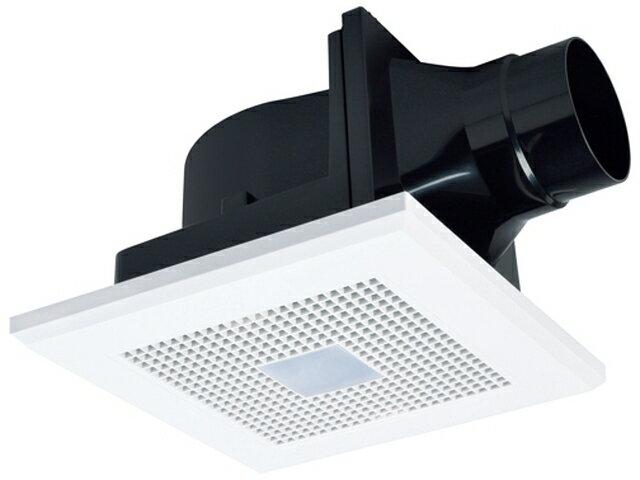 三菱電機 ダクト用換気扇天井埋込形 サニタリー用 低騒音形トイレ・洗面所用 人感センサー付VD-13ZAC10