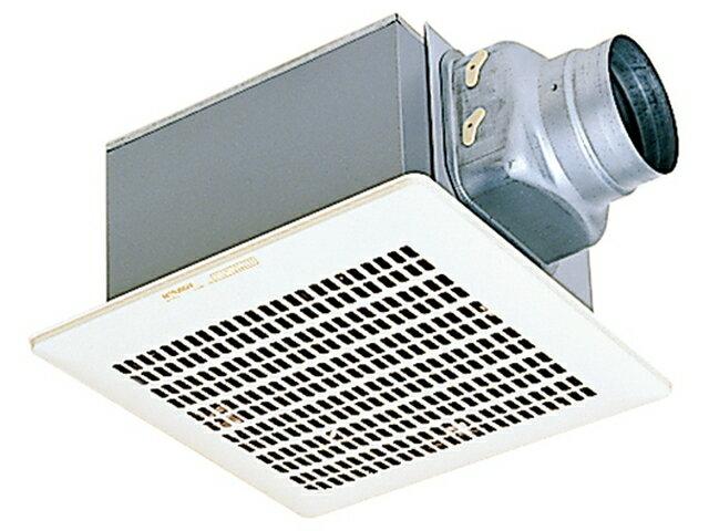 三菱電機 ダクト用換気扇天井埋込形 台所用 DCブラシレスモーター搭載24時間換気機能付 定風量タイプミニキッチン・湯沸室VD-15ZVY3
