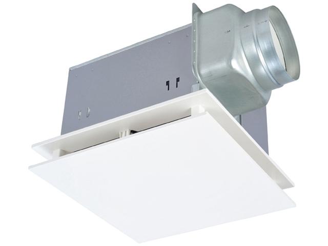 三菱電機 ダクト用換気扇天井埋込形 居間・事務所・店舗用 低騒音形フラットインテリアタイプVD-20ZX10-FP