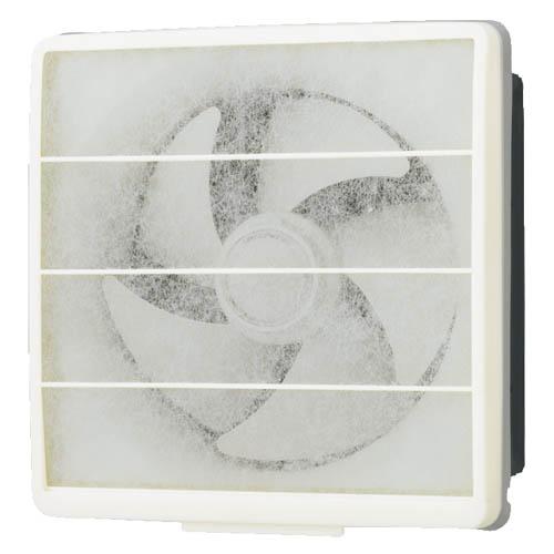 東芝 一般換気扇台所用 交換式フィルター換気扇 電気式シャッター 静カメVFM-25UF