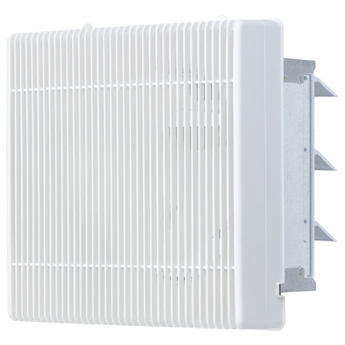東芝 産業用換気扇有圧換気扇 インテリア格子タイプ<単相100V用>【排気専用】VFM-P25KK(W)