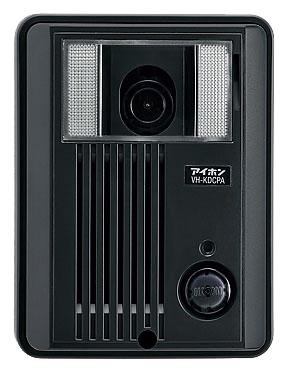 アイホン カラーカメラ付玄関子機VH-KDCPA-B