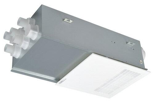 ●三菱電機 ロスナイ セントラル換気システム天井カセット形 <紙製全熱交換器>居室系・洗面所用VL-08ZF