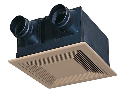 VL-08ZJ-BRJ-ファン<熱交換タイプ> ダクト用ロスナイ 準寒冷地・温暖地仕様天井埋込形 フラット格子パネル 8畳用三菱電機 換気扇