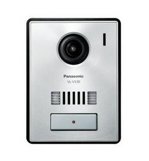 パナソニック Panasonic テレビドアホン用システムアップ別売品カラーカメラ玄関子機 広角レンズ・LEDライト・逆光補正付VL-V530L-S