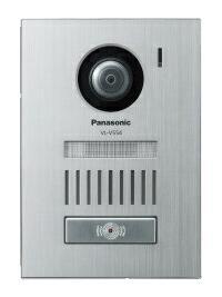 Panasonic テレビドアホン用システムアップ別売品カラーカメラ玄関子機 広角レンズ・LEDライト・逆光補正付VL-V554L-S
