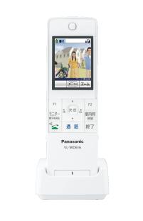 Panasonic テレビドアホン用システムアップ別売品ワイヤレスモニター子機(ドアホン/電話両用)VL-WD616