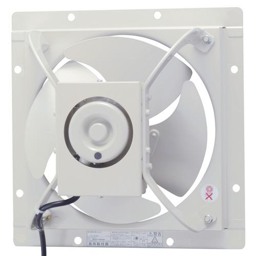 東芝 産業用換気扇有圧換気扇 低騒音タイプ 三相200V用 給気運転可能VP-424TNX1