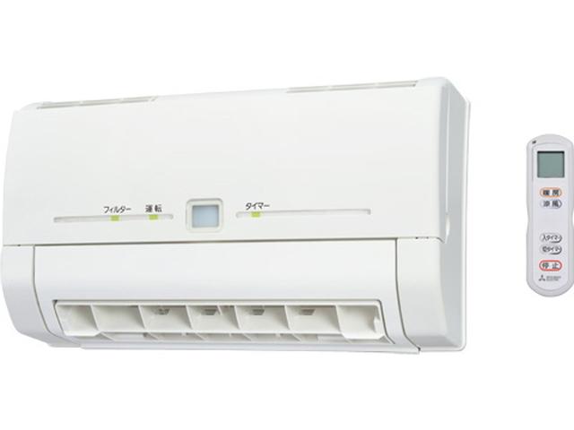 三菱電機 バス乾燥・暖房・換気システム脱衣室暖房機(温風)壁掛/単相200V電源タイプWD-240DK